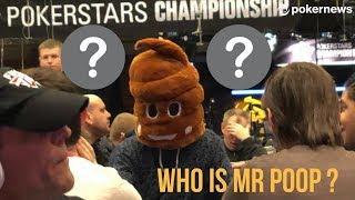 Who Is Mr Poop?