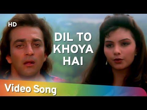 दिल तो खोया Hai - संजय दत्त - सोमी अली - आंदोलन - बॉलीवुड गीत - अलका याग्निक - कुमार शानू thumbnail