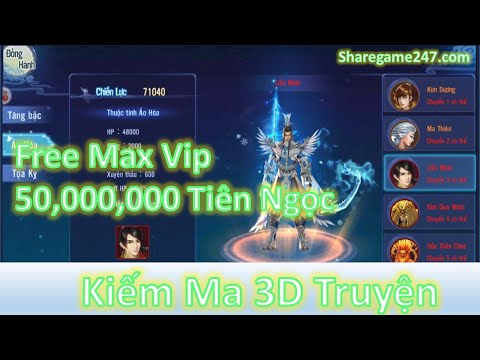 Game Lậu Mobile   Kiếm Ma 3D Private