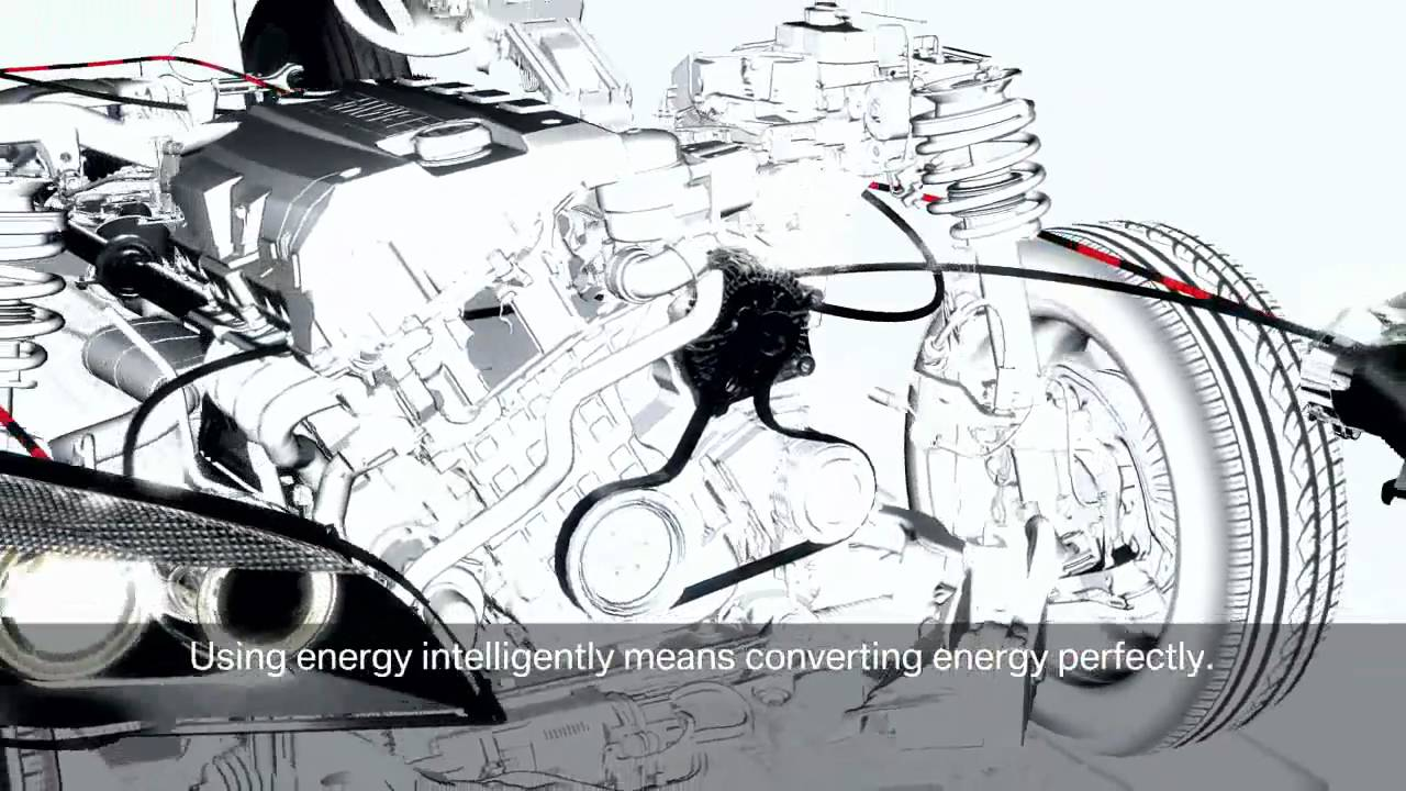 Efficient Dynamic Brake Energy Regeneration By Bmw
