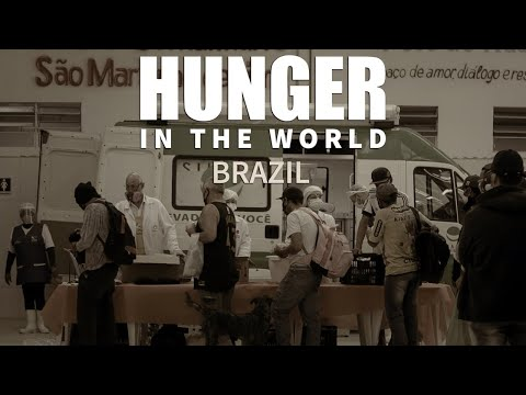Eating with hope: Solidarity initiatives are the last resort for Brazil's hungry