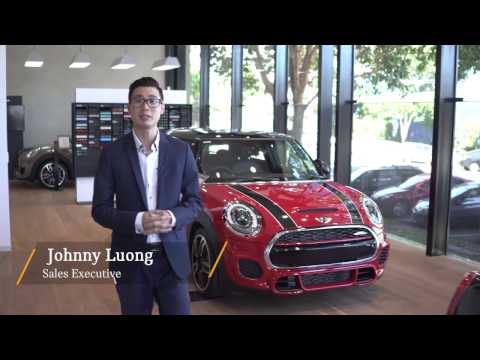 MINI Garage Melbourne   Welcome to the New Showroom