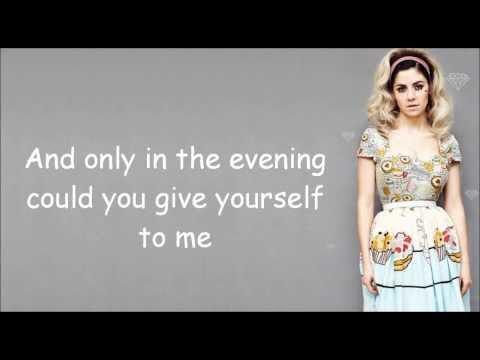 1. Marina & The Diamonds - Lies [Lyrics]