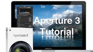 Aperture 3 tutorial