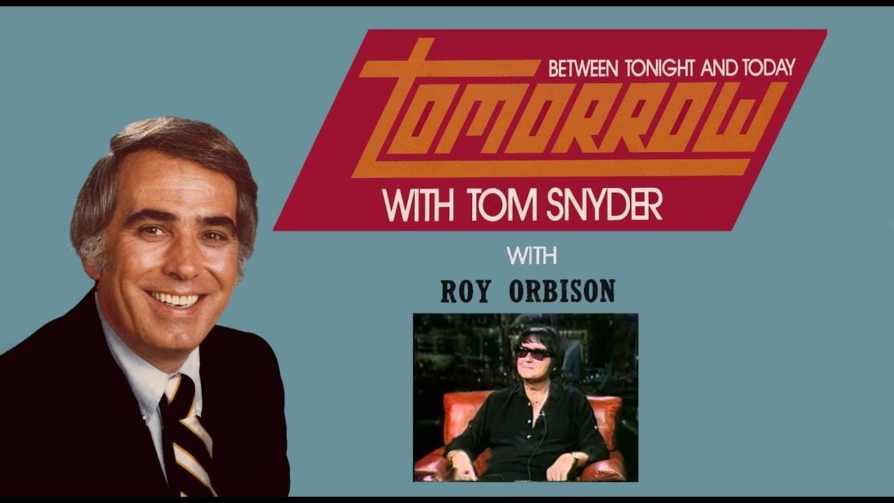 Roy Orbison Interview - YouTube
