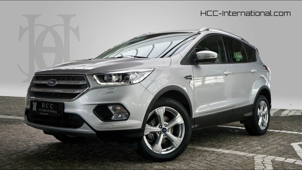 Hcc International Ford Kuga Titanium 1 5 Ecoboost Bixenon Winter