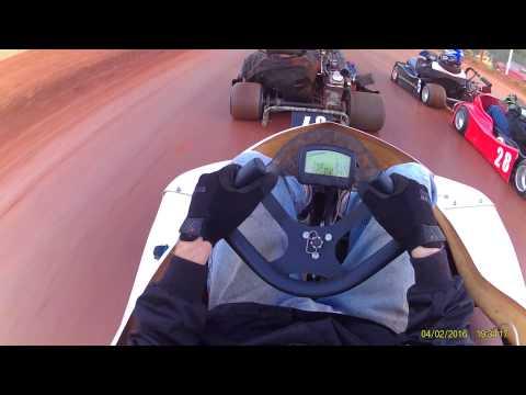 04-02-16 Stock Lite Heat Race at Shiloh SHORT Version