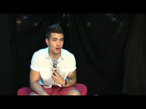 Interview with Joseph Vincent @ Music Matters 2013, Singapore