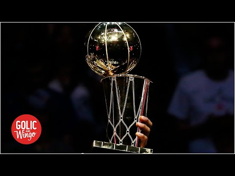 Would the NBA playoffs suffer if they overlapped with the NFL season? | Golic and Wingo