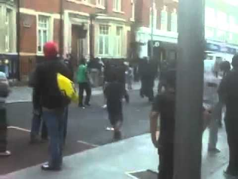 East London Ilford Riot: Part 3