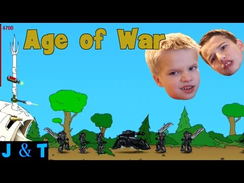 Age of War Game Play