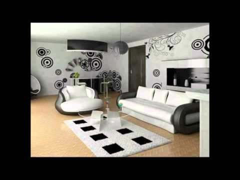 living room paint colors black furniture youtube
