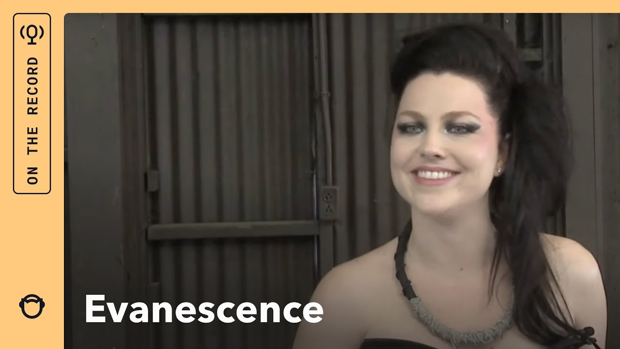 Evanescence Amy Lee Talks Bjork On The Record - Youtube-3721