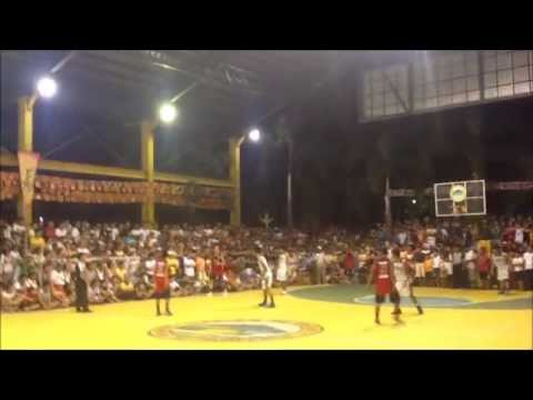 SAN NICOLAS vs SAN AGUSTIN NORTE FINALS GAME 1