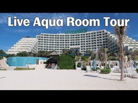 Live Aqua Cancun Room Tour 2017