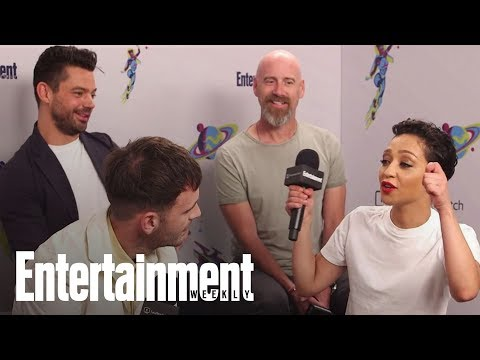 Preacher: Dominic Cooper On Filming A Harsh  That Was Cut  SDCC 2018  Entertainment Weekly