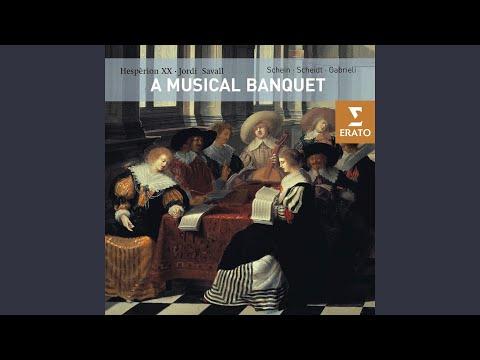 Ludi musici, Part 1: No. 18, Canzon cornetto a 4