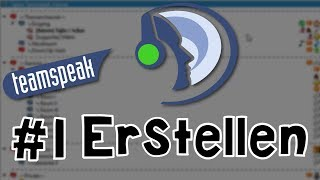 Teamspeak 3 Server einrichten #1 Grundeinstellungen [HD | German/Deutsch](, 2014-01-06T21:45:47.000Z)