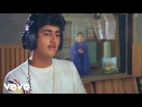 Mera Pyar Mujh Se Rootha Lyric Video - Kalaakaar|Sridevi|Suresh Wadkar|Anuradha Paudwal