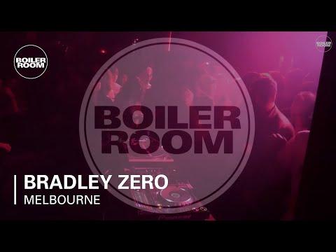 Bradley Zero Boiler Room Melbourne DJ Set