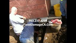 Lake Forest CA Water Damage Repair 949-237-4299 Discount Prices