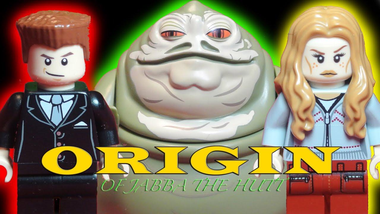 Origin of Jabba the Hutt - LEGO - YouTube