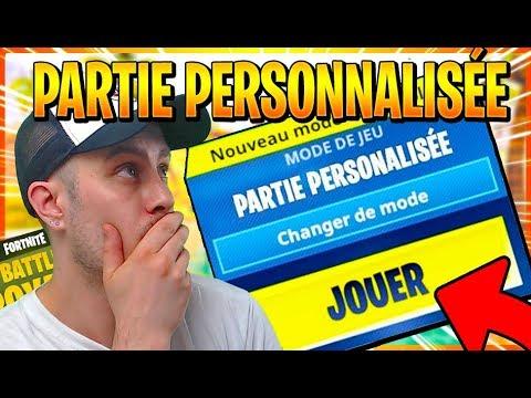 parties-personnalisÉes-ouvert-a-tous-sur-fortnite-code-createur-:-illegal_yt