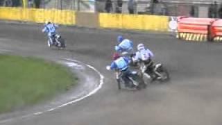 Speedway - Rivne v Daugavpils - Heat 1
