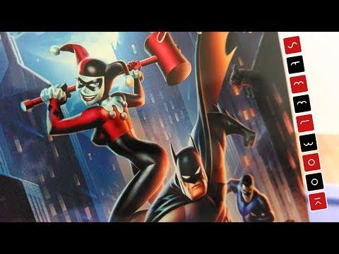 Batman And Harley Quinn SteelBook Blu-Ray streaming vf