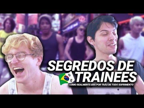 SEGREDOS DA NOSSA ÉPOCA DE TRAINEE NA COREIA feat. Ricky