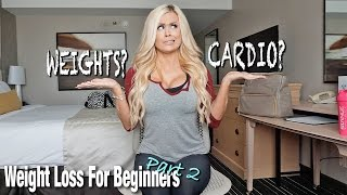 Weight Loss For Beginners 2