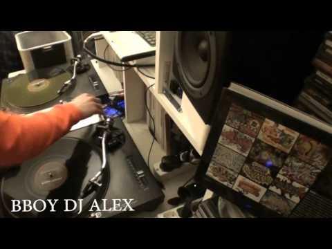 BBOY MUSIC - SDJ Bboy Breaks Session 1