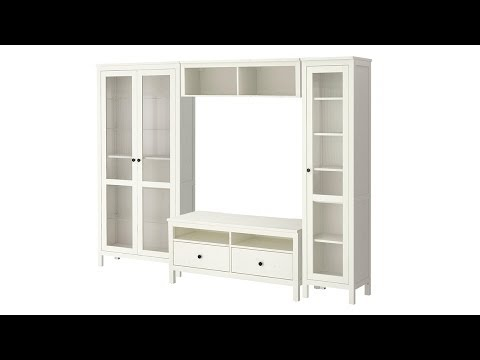 Converting ikea hemnes tv bench and adding led lighting to for Mobiletti tv ikea