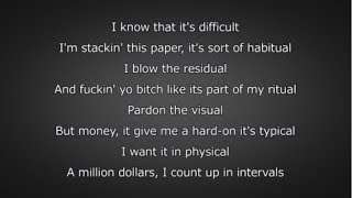 J. Cole - ATM (Lyrics)