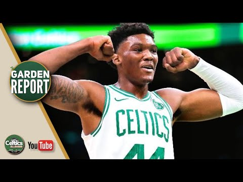 Will Robert Williams be the difference for Celtics in NBA Playoffs? Garden Report