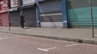 Orange Order The 12th 2013 Belfast passing Carrick hill and St Patricks Chapel part 2