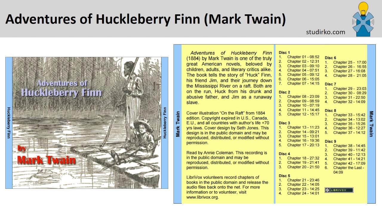 huck finn chapter 31