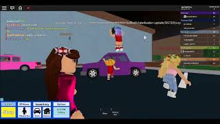 Prom Night Catastrophe On Roblox High School With My Sister