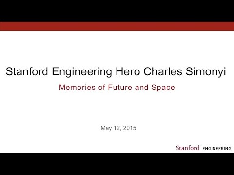 Stanford Engineering Hero Charles Simonyi