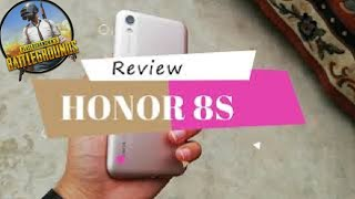 Honor 8S Full Review & Gaming(PUBG Also)