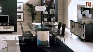 Waves Collection - Modern Luxury Dining Table Vgerwaves From Vig Furniture