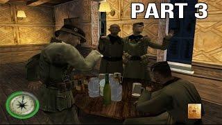 Medal of Honor Frontline Gameplay Walkthrough Part 3 - The Golden Lion