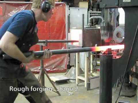 "Forging Tube - ""Around the Solar Tree"""
