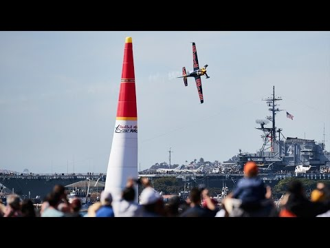 Red Bull Air Race San Diego 2017 - Race Day Action