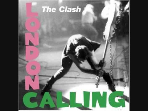 Train In Vain - The Clash (Lyrics)