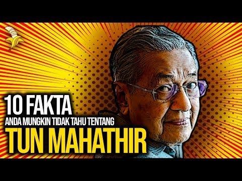 10 FAKTA MENARIK YANG ANDA MUNGKIN TIDAK TAHU TENTANG TUN MAHATHIR