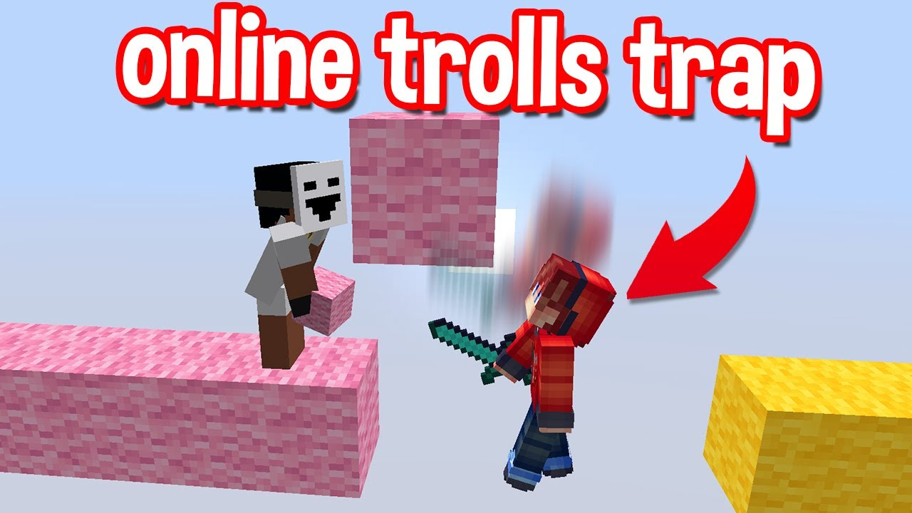 GRIEFERS ONLINE TRAPS IN MINECRAFT BY SCOOBY CRAFT