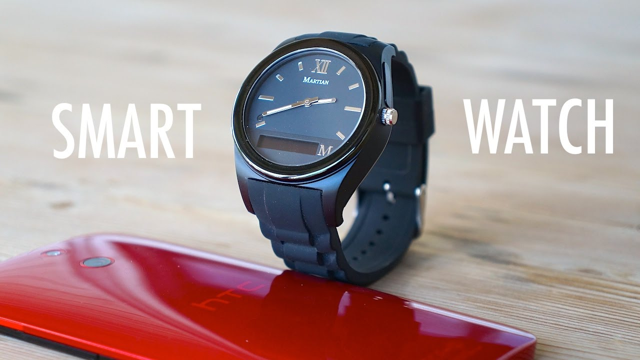 Martian Notifier Review This Smartwatch Is Cooler Than You Think Pocketnow Youtube