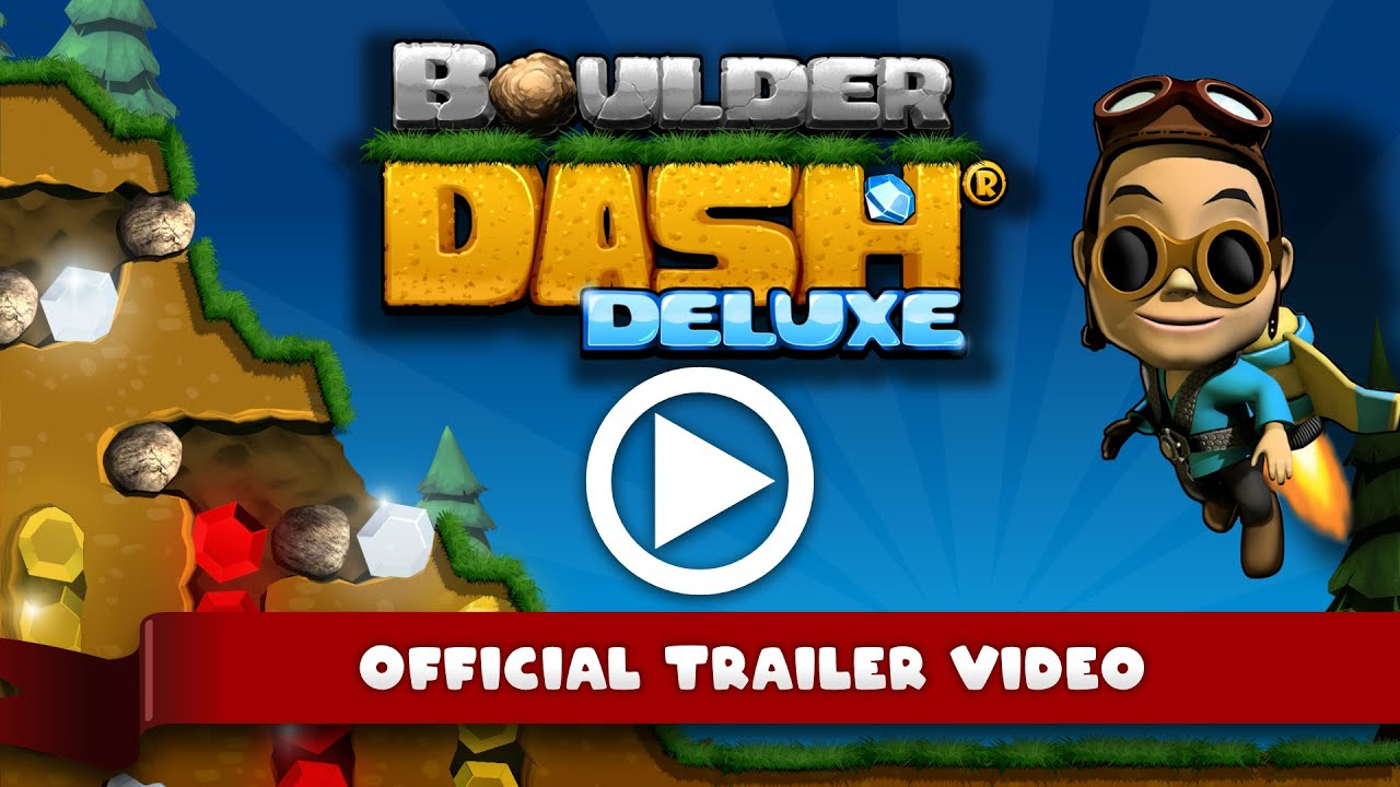 80s Classic Boulder Dash Digs Into Consoles With the Ultimate Collection