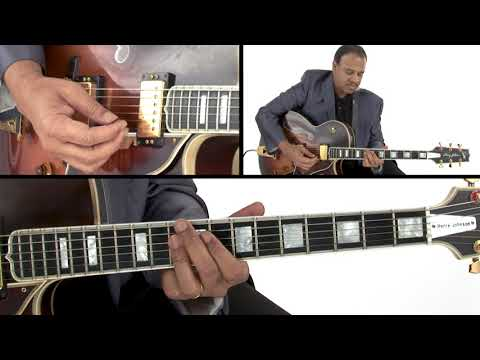 Jazz Guitar Lesson - Rhythm Drives the Solo - Henry Johnson